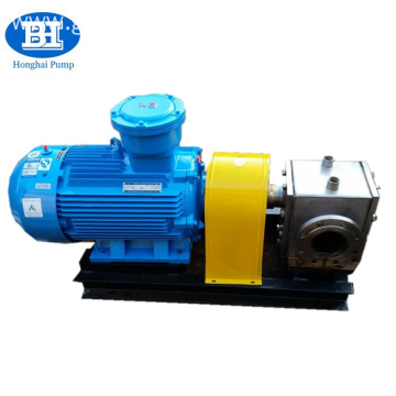 Stainless steel palm oil transfer pump