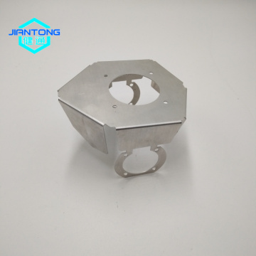 Custom aluminum laser cutting metal fabrication service
