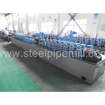 precision ERW regtangle pipe making machine