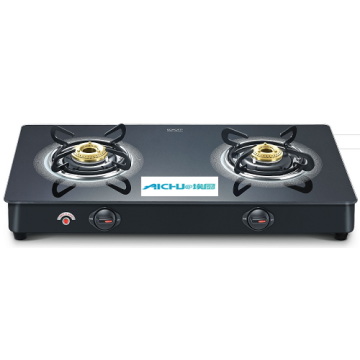 Royale Plus Schott Glass Top Gas Stove