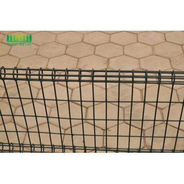 High Quality Galvanized Double Circle Fence