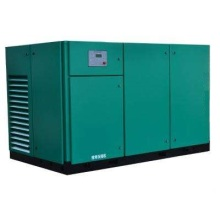 Gas oil injection screw air compressor
