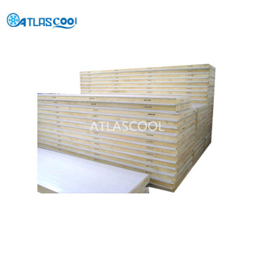 Walk in Cooler Insulation Sandwich Panels