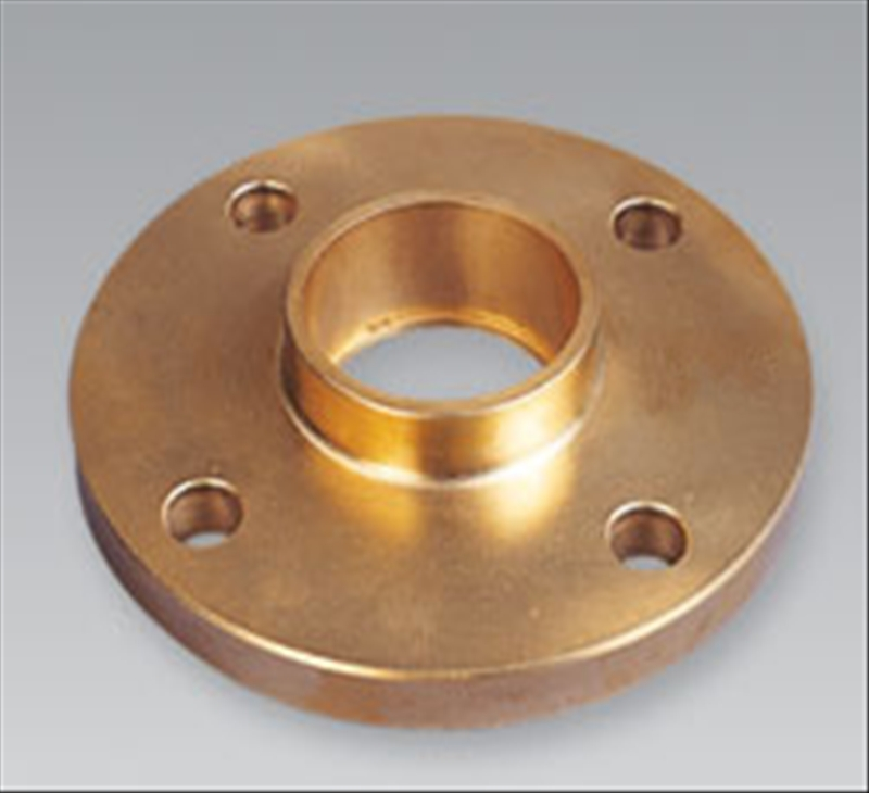 Copper Plated Male Steel Flange