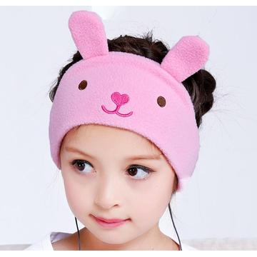 Härlig Cartoon Music Kids Sleepping Headband