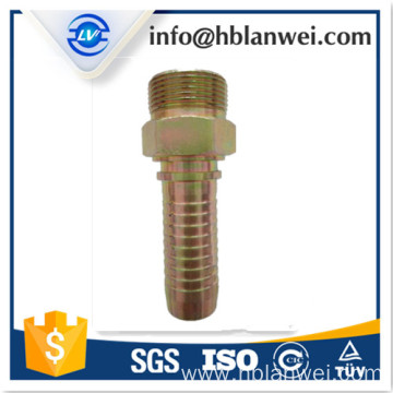 Massive Selection for Best Brass Hose Fitting,High Pressure Hydraulic Hose Pipe Fittings Manufacturer in China dkol hydraulic hose end fittings export to South Korea Factories
