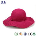Wholesale /fashionable good quality felt hat
