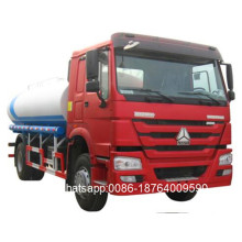 Customized for Refuel Truck Diesel Engine 4x2 Oil Tanker Truck 10000 Liters export to Montenegro Factories