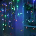 Plug in Fairy Icicle String Christmas Light