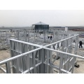 Anti-Corrosion Prefabricated Light Steel Building