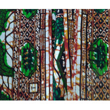 Renewable Design for for African Wax Print Fabric Newest Textile Printed Wax Fabric export to Aruba Manufacturers