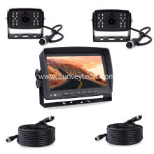 Wired AHD Backup Camera 2 Input