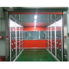 PVC Fabric Clean Room Warehouse Doors