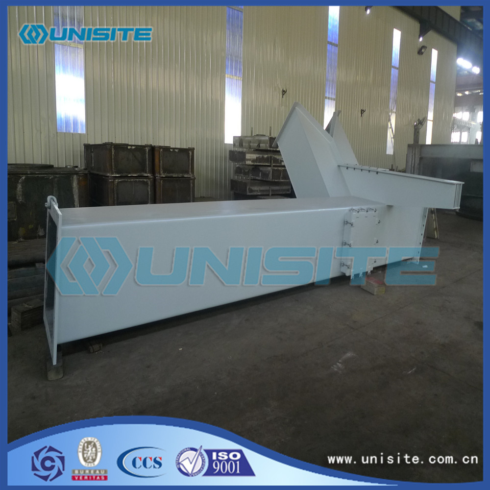 Marine Steel Chute Flap for sale