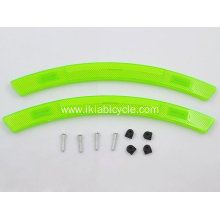Bicycle Spoke Mounted Wheel Reflector