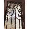 Wholesale Affordable Wrought Iron Front Door Top Quality