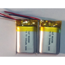 500mAh Lipo Battery For Wifi Speaker (LP2X3T9)