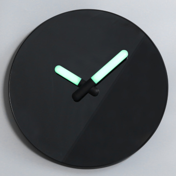 Black Mirror Wall Clocks