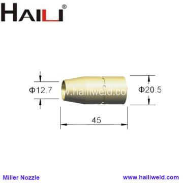 Miller Nozzle 169715 1/2 for M10 M15 Gun