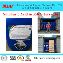 Technical Grade Sulfuric Acid