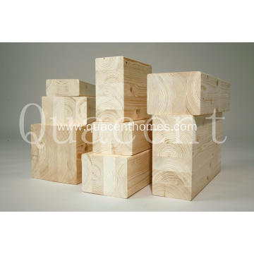 The Structural Laminated Timber