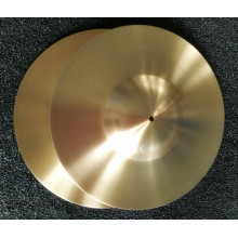 High Quality for China Brass Cymbals,Copper Cymbals,H68 Brass Cymbals Supplier Hot Sale Toy Finger Cymbals export to Netherlands Factories
