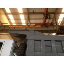 HOWO mining 70tons 371hp with  HYVA Hdraulic lifting