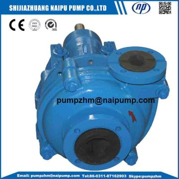 AH Centrifugal slurry pump