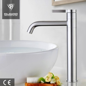 High Design Single-Handle Rotating Bathroom Basin Faucet