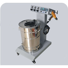 China for China Manual Powder Coating Machine,  Electrostatic Powder Coating Spray Gun Supplier small powder coating equipment supply to Niger Importers