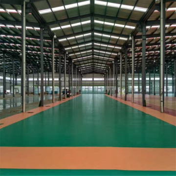 Basketball Shooting Court PVC Floors