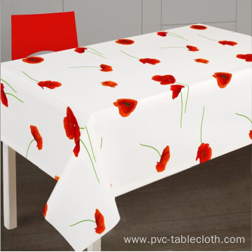 Pvc Printed fitted table covers Zara Home
