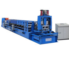 Factory made hot-sale for Full Auto C/Z Purline C purlin forming machine export to India Wholesale