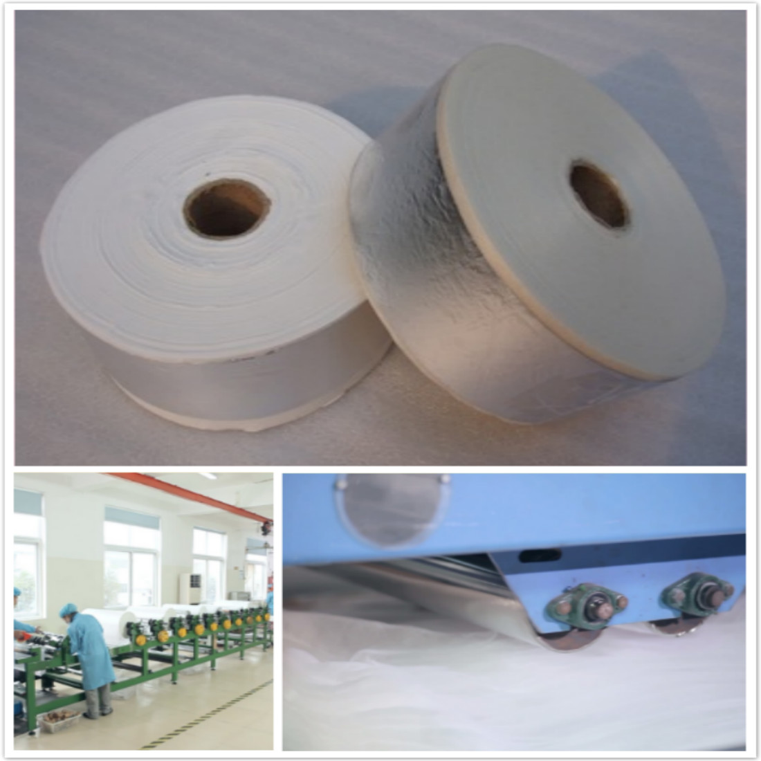 glassfiber Cryogenic Insulationm Material