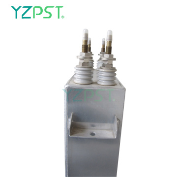 1.3KV water cooled pump tank capacitors 1300Hz