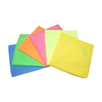 Cleaning Cloth Promotion Car Towels Microfiber