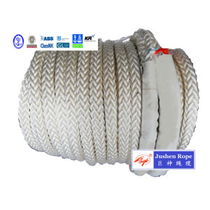 Factory directly provide for White Polypropylene Rope High Strength Braided Polypropylene Mooring Rope for Dock supply to Russian Federation Factories