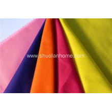 plain polyester cotton poplin Dyed