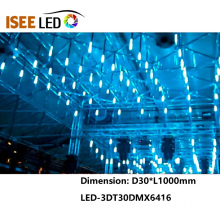 China Factories for Best Dmx 3D Led Tube Light,3D Led Tube,Led Meteor Lights,3D Deco Light Manufacturer in China 1M DMX512 RGB 3D 16pixels Tube Light export to Netherlands Exporter