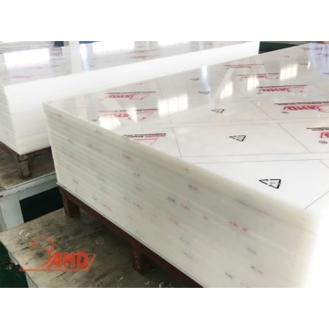 High Density Polyethylene HDPE Sheets White