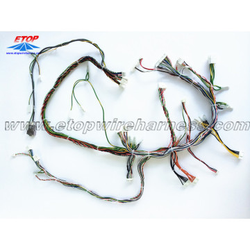 High reputation for for China Game Machine Wire Assembly,Wire Connectors Assembly,Wiring Harness For Game Machine Supplier Game machine main wire assemblies supply to France Suppliers