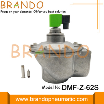 2-1/2 Inch Right Angle Solenoid Pulse Valve DMF-Z-62S
