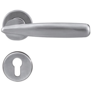 Bullet Solid Door Handle