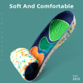 Orthopedic TPE shoe insole athletic sports insoles Pad