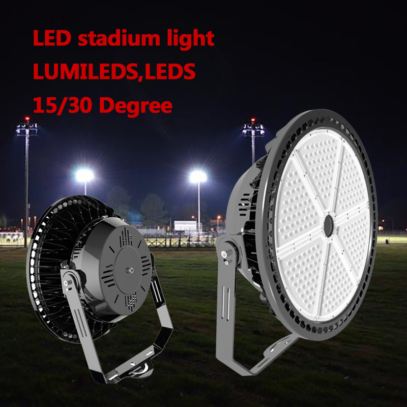 Tennis Court Light Fixtures