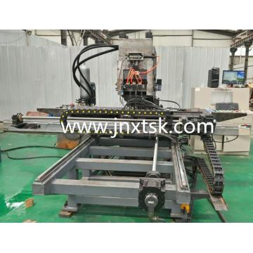 CNC Hydraulic Heavy Punching Marking Machine