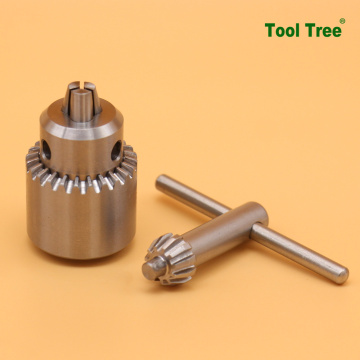 highquality key type stainlesssteel drill chucks