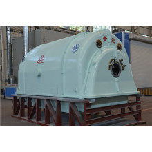 6MW steam turbine electric generator