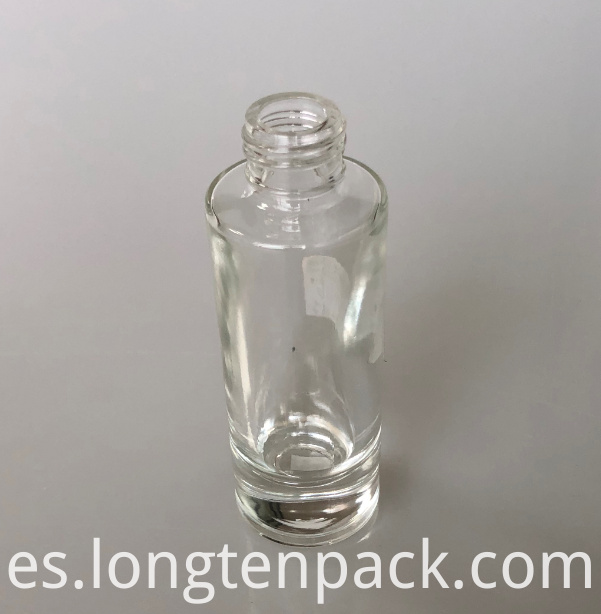 LTP4029 Column heavy bottom glass bottle
