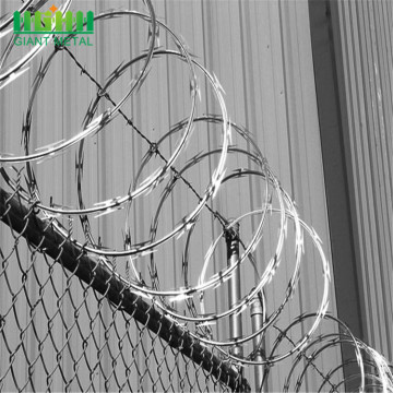 Chain Link Fence Razor Wire Price in Bnagladesh